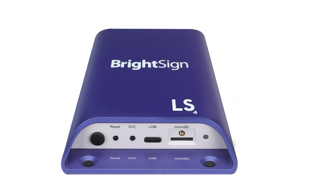 LS424 Standard I/O Player